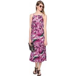 Vestido estampado PINK BLK AIRBRUSH - Glamorous