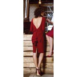 Vestido liso tubo lazo - Selected by AINE