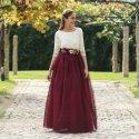 Falda de tul larga - Selected by AINE