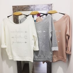 Sudadera flechas - Selected by AINE