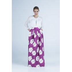 Falda larga estampado flores - Selected by AINE