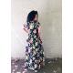 Vestido largo flores - Selected by AINE