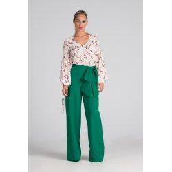 Pantalon lazo cinturilla - Selected by AINE
