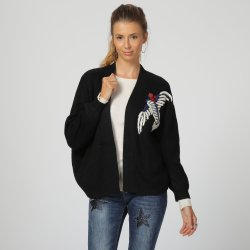 Chaqueta bordado pajaro - Selected by AINE