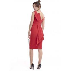 Vestido lazo espalda - Selected by AINE