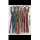 Vestido largo multiposicion rayas - Selected by AINE