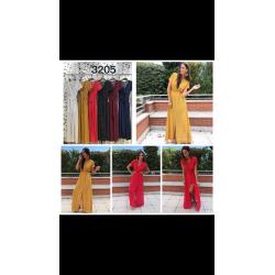 Vestido largo lunares - Selected by AINE