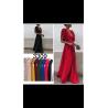 Vestido fiesta volantes hombros - Selected by AINE