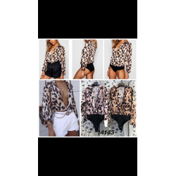 Body leopardo - Selected by AINE