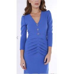 Vestido falda tablones delanteros - Selected by AINE